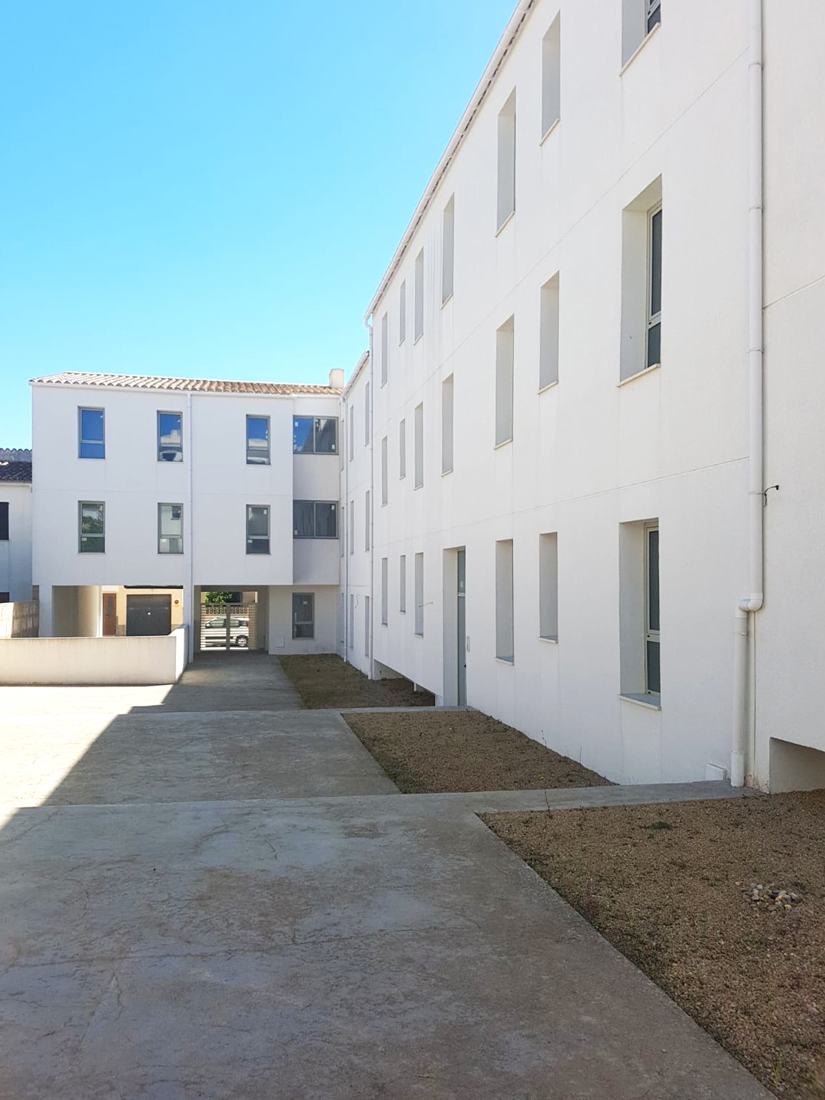 NEW BUILDT APPARTMENT IN ARTA