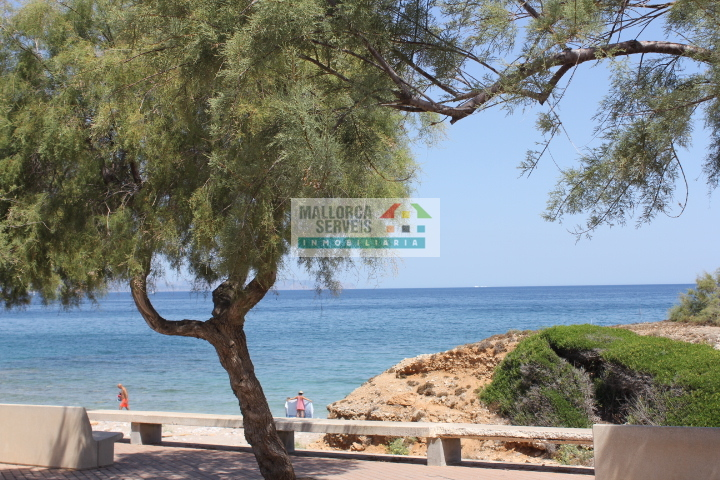 BUILDING PLOT FOR 4 APARTMENTS IN COLONIA SANT PERE