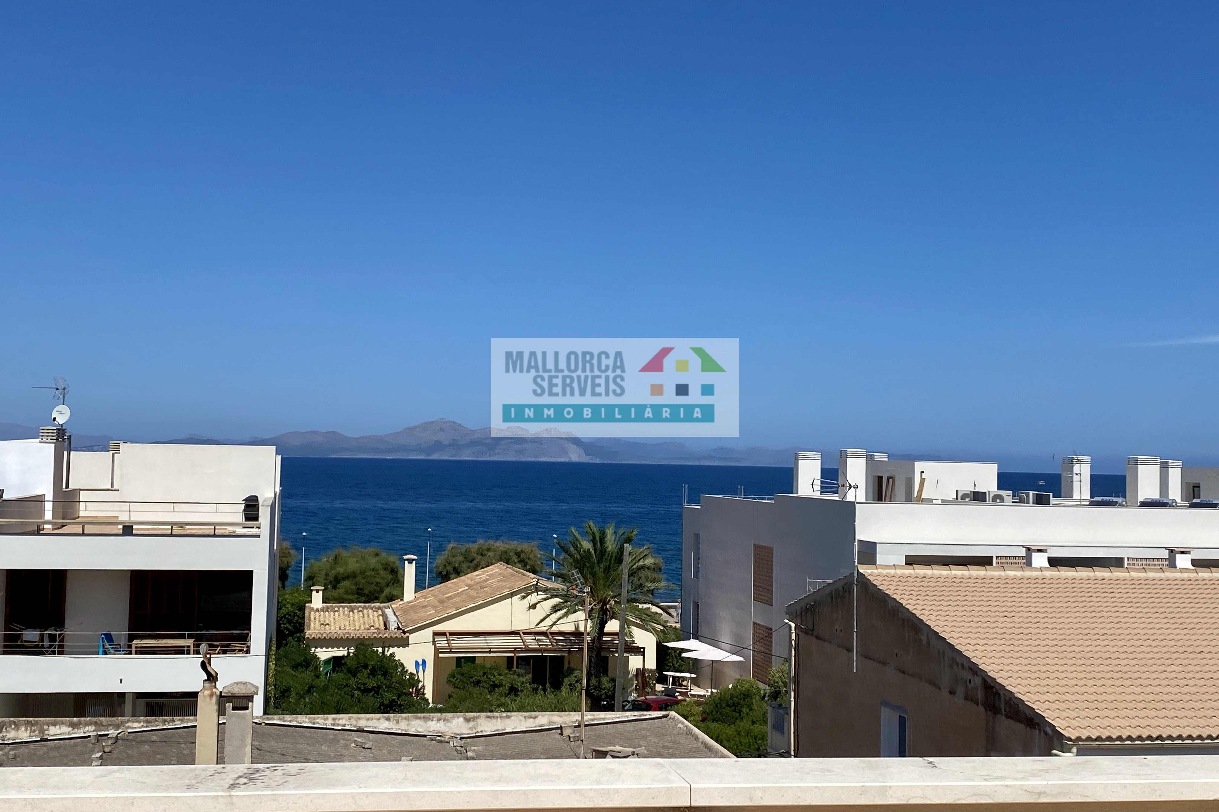 3FLOOR SEMI DETACHED HOUSE IN COLONIA SANT PERE