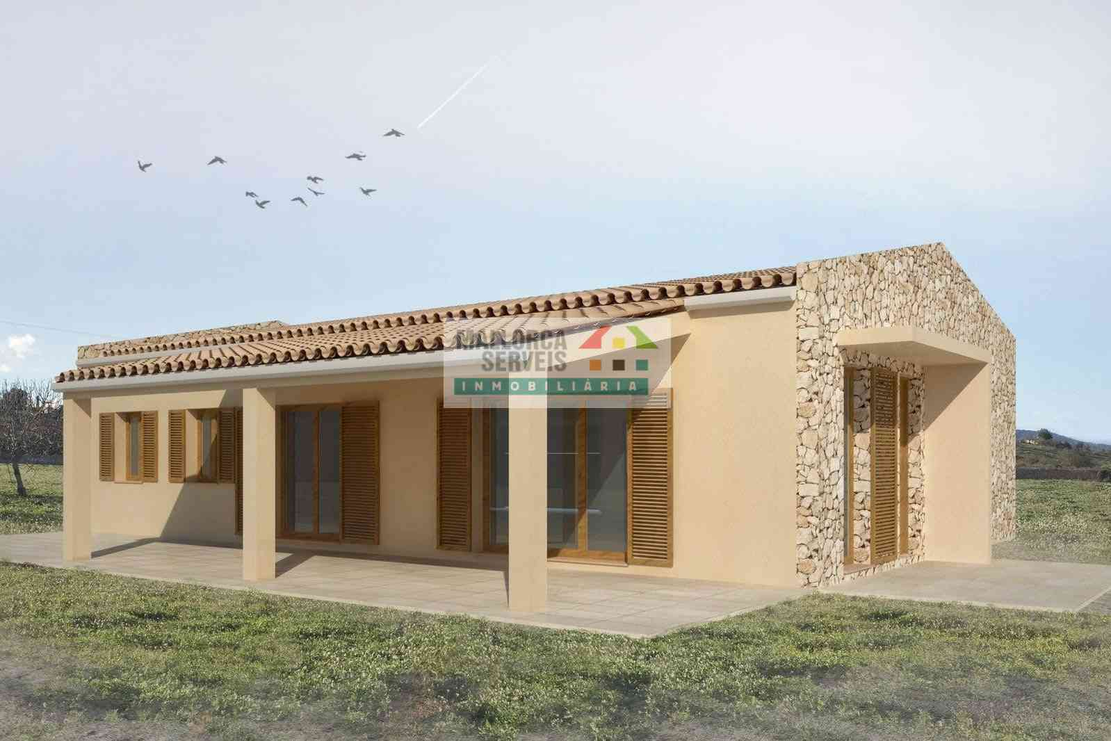 BUILDING PLOT WITH BUILDING LICENCE IN SON FANGOS MANACOR